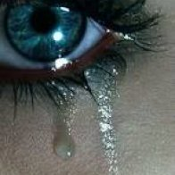 Teardrops On Her Cheeks