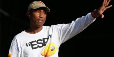 Pharrell orders Donald Trump to stop playing his music