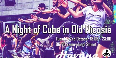 A Night of Cuba :Havana Londres presents