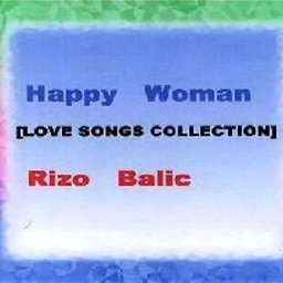 Cover for HAPPY WOMAN [LOVE SONGS COLLECTION - Album
