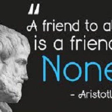 Aristotle Friends
